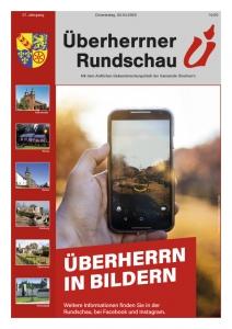Überherrner Rundschau KW 13/20